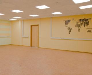 Офис 74,00 кв.м на 5 этаже. Офисный центр Румба