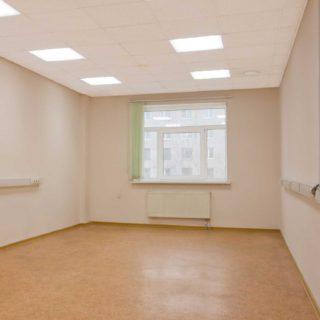 Офис 34,40 кв.м на 5 этаже. Офисный центр Румба